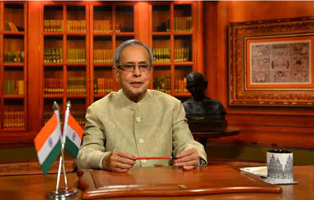 ADDRESS BY THE PRESIDENT OF INDIA, SHRI PRANAB MUKHERJEE ON THE EVE OF THE REPUB